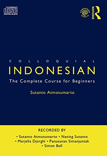9780415301619: Colloquial Indonesian: The Complete Course for Beginners (Colloquial Series)