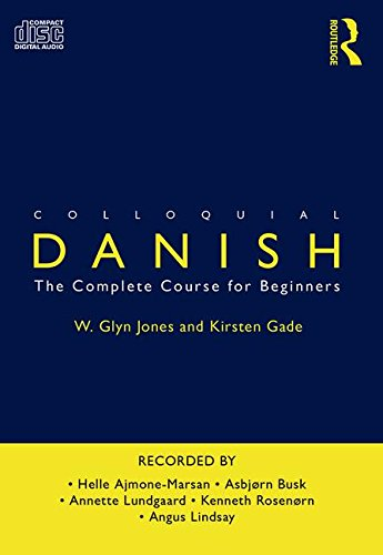 9780415301800: Colloquial Danish (Colloquial Series)