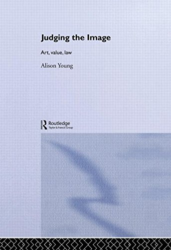 9780415301831: Judging the Image: Art, Value, Law (Transformations)