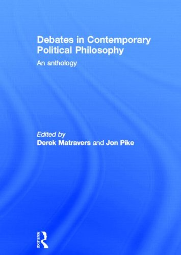 9780415302104: Debates in Contemporary Political Philosophy: An Anthology