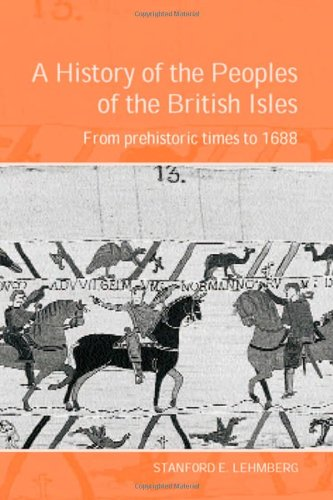9780415302289: A History of the Peoples of the British Isles: From Prehistoric Times to 1688 Vol 1