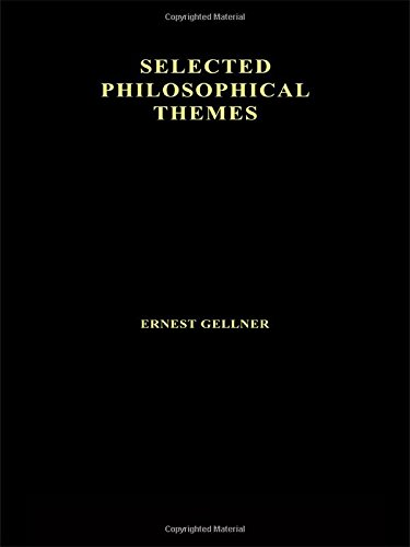 9780415302975: Contemporary Thought and Politics (Ernest Gellner: Selected Philosophical Themes)
