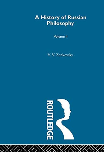 9780415303064: A History of Russian Philosophy: History Russian Philosophy V2