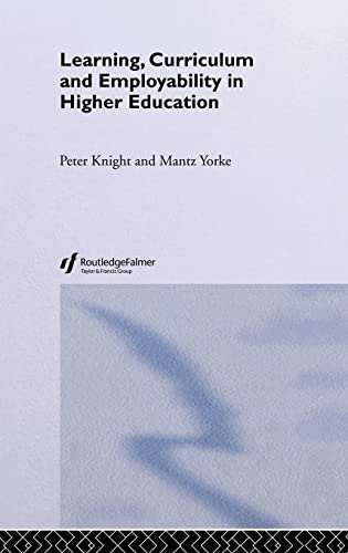 9780415303422: Learning, Curriculum and Employability in Higher Education