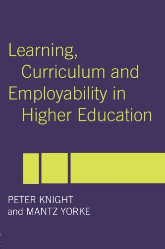 9780415303439: Learning, Curriculum and Employability in Higher Education