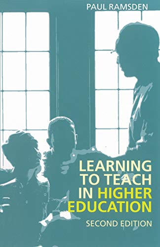 9780415303453: Learning to Teach in Higher Education