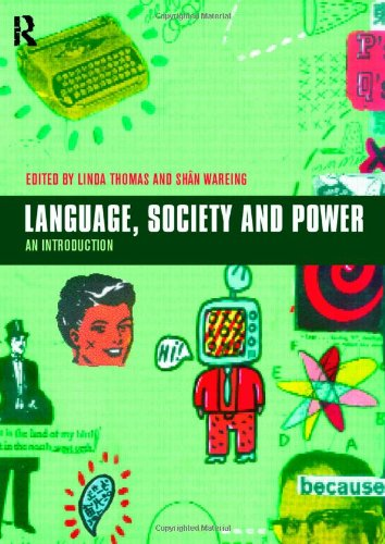 9780415303934: Language, Society and Power: An Introduction