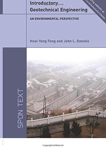 9780415304023: Introductory Geotechnical Engineering: An Environmental Perspective