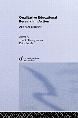 9780415304207: Qualitative Educational Research in Action: Doing and Reflecting