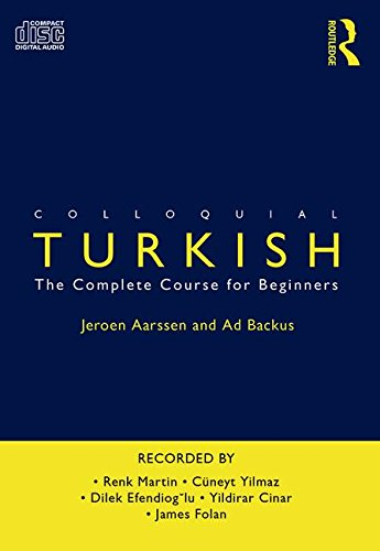 9780415304948: Colloquial Turkish: The Complete Course for Beginners