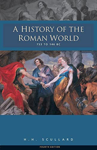 9780415305044: A History of the Roman World 753-146 BC