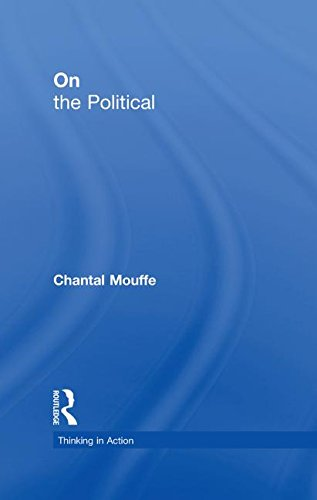 9780415305204: On the Political (Thinking in Action)