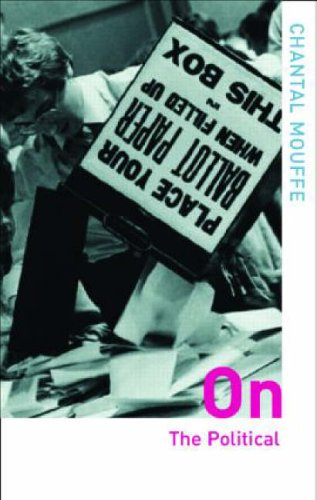 9780415305211: On the Political (Thinking in Action)
