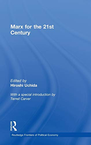 9780415305303: Marx for the 21st Century (Routledge Frontiers of Political Economy)