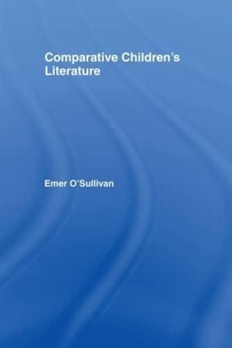 9780415305518: Comparative Children's Literature