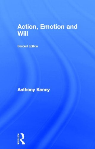 9780415305822: Action, Emotion and Will