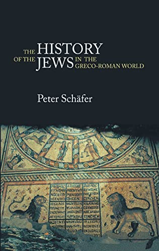 9780415305853: The History of the Jews in the Greco-Roman World: The Jews of Palestine from Alexander the Great to the Arab Conquest
