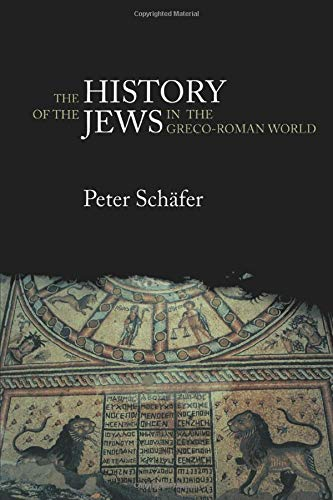 9780415305877: The History of the Jews in the Greco-Roman World: The Jews of Palestine from Alexander the Great to the Arab Conquest
