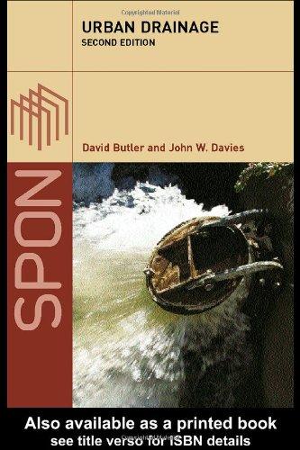 9780415306072: Urban Drainage, Second Edition