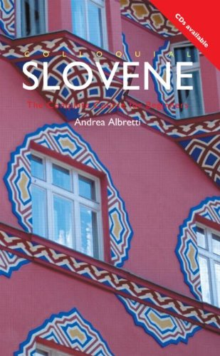 9780415306256: Colloquial Slovene (Colloquial Series)