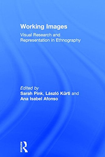 9780415306416: Working Images: Visual Research and Representation in Ethnography