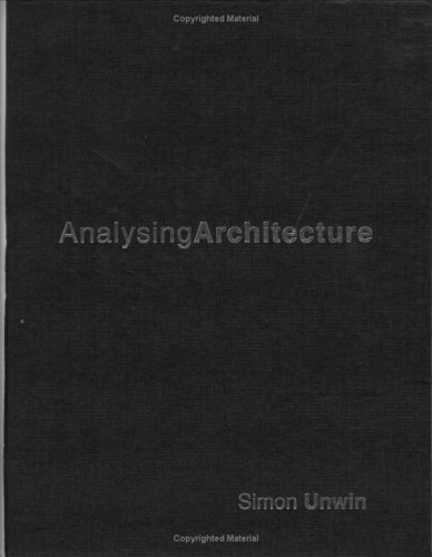 9780415306843: Analysing Architecture