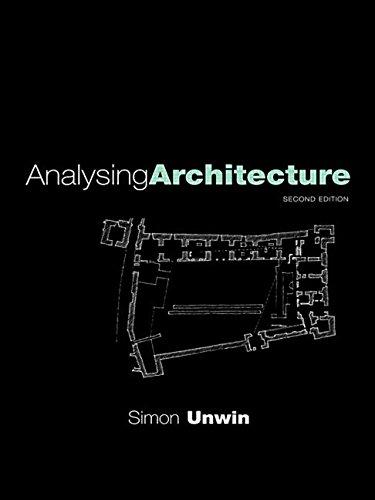 9780415306850: Analysing Architecture
