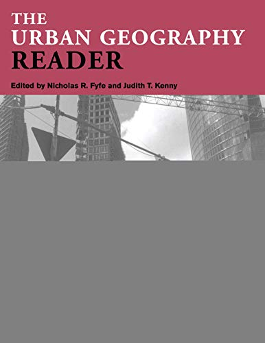 9780415307024: The Urban Geography Reader (Routledge Urban Reader Series)