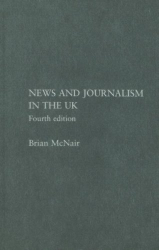 9780415307055: News and Journalism in the UK (Communication and Society)
