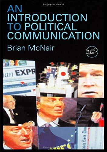 9780415307086: Political Communication Bundle: An Introduction to Political Communication