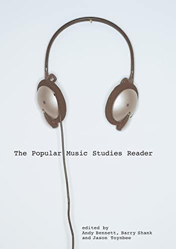 9780415307109: The Popular Music Studies Reader