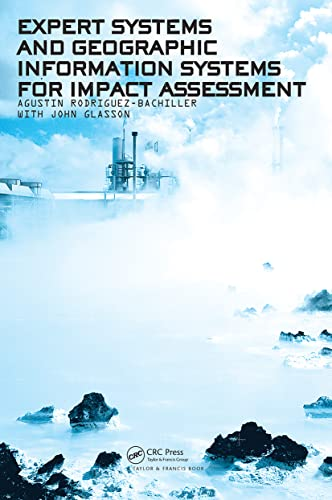 9780415307253: Expert Systems and Geographic Information Systems for Impact Assessment