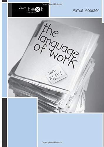 9780415307307: The Language of Work (Intertext)