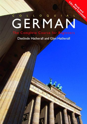 9780415307581: Colloquial German (Colloquial Series)