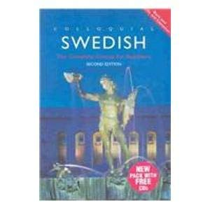 9780415307666: Colloquial Swedish (Colloquial Series)