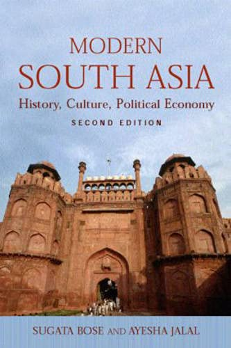 9780415307871: Modern South Asia: History, Culture, Political Economy