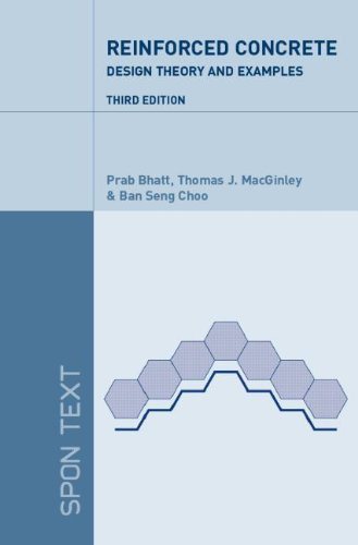 9780415307963: Reinforced Concrete Design: Design Theory and Examples, Third Edition