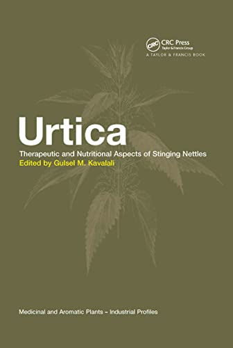Urtica Therapeutic And Nutritional Aspects Of Stinging: Kavalali