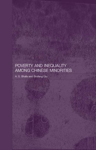 9780415308403: Poverty and Inequality among Chinese Minorities (Routledge Studies on the Chinese Economy)