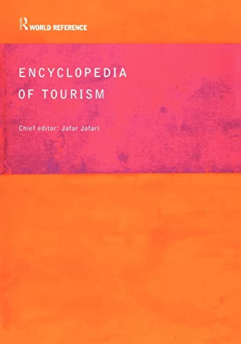 9780415308908: Encyclopedia of Tourism (Routledge World Reference)