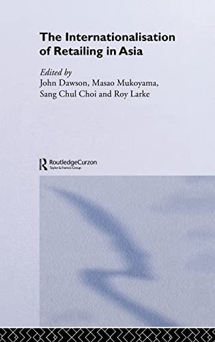 9780415309042: The Internationalisation of Retailing in Asia
