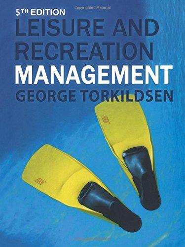 9780415309950: Torkildsen's Sport and Leisure Management