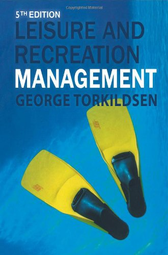 9780415309967: Leisure and Recreation Management