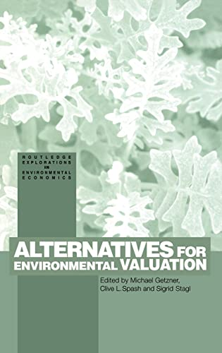 9780415310123: Alternatives for Environmental Valuation