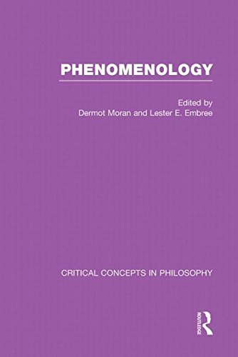 9780415310390: Phenomenology: Critical Concepts in Philosophy