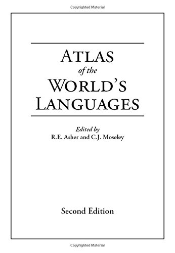 9780415310741: Atlas of the World's Languages
