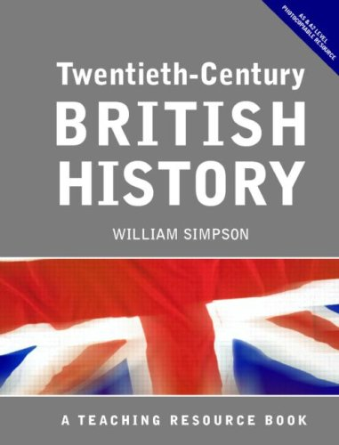 9780415311151: Twentieth Century British History: A Teaching Resource Book