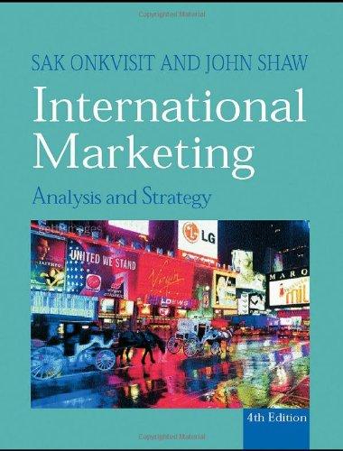 9780415311335: International Marketing: Strategy and Theory