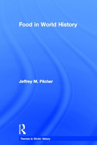 9780415311458: Food in World History (Themes in World History)