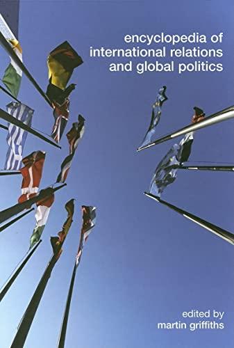 9780415311601: Encyclopedia of International Relations and Global Politics